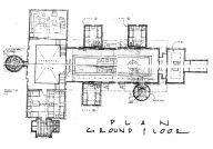 Plan of the prison