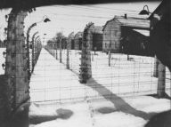 Inside, the Nazis systematically murdered more than a million people - 90% of them Jews